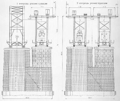 Описание: Схема нового моста.